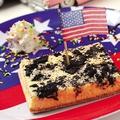 料理メニュー写真オレオチーズケーキ