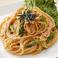料理メニュー写真たらこスパゲティ