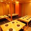 貸切宴会も最大60名様まで承っております!モダンで落ち着いた雰囲気の店内で、美味しい料理と種類豊富なドリンクをお楽しみください!