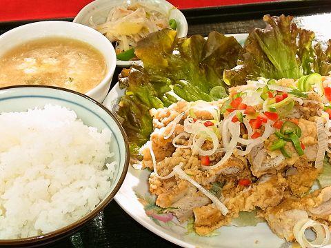 リーズナブルで本格的な中華料理を種類豊富にご用意しております。