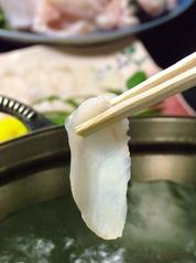 鯛しゃぶ鍋(要予約)