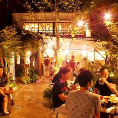 【お庭】大人気のため予約必須!季節を感じながら飲むお酒はまた格別♪