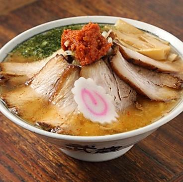 ちゃーしゅうや武蔵 エアポートウォーク名古屋店のおすすめ料理1
