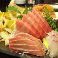 旬の味わい、和の心。毎日仕入れる絶品海鮮!