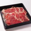 料理メニュー写真牛肩バラ 80g