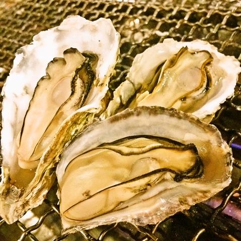 長崎県産牡蠣楽しめます!産地に拘った新鮮な牡蠣を仕入れ!この機会に★