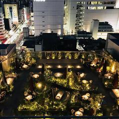 【店外】非日常空間★自然に心癒されるガーデンレストラン!