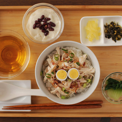 鶏肉飯(ジーローハン)☆1日限定10食