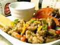 料理メニュー写真ギリシャ風焼き鳥