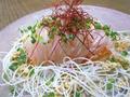 料理メニュー写真上海風鯛サラダ