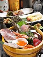 居酒屋 喜八の厳選されたお料理をご賞味ください!