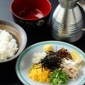 料理メニュー写真鳥せゑ風 鶏飯