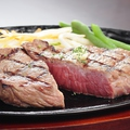 料理メニュー写真ザックス ステーキ 200g