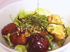 焼き鳥丼(もも・つくね入り)