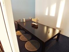 ◆最大6名様の半個室席がございます。お座敷となっておりますので、ゆったりおくつろぎいただけます♪
