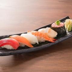 料理メニュー写真いろは寿司