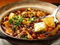 2種類の麻婆豆腐