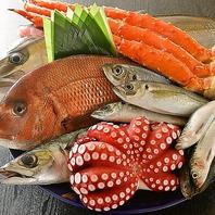 ◆厳選素材『店長目利きの鮮魚』◆