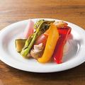 料理メニュー写真根菜のピ!黒酢(ピクルス)