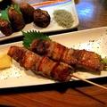 料理メニュー写真豚バラ焼き