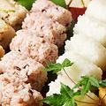 料理メニュー写真いなり寿司・おむすび各種