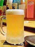 天然オリジナルビールあります♪