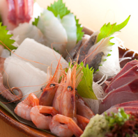 日本海の幸を使ったメニューが豊富!