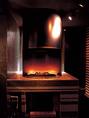 グランメール特製の炭焼き窯