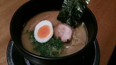料理メニュー写真地鶏ラーメン
