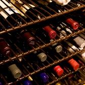 ワインセラー完備!お好きなワインをお好きなだけ♪