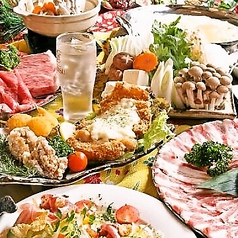 食べ放題 寺田家のコース写真