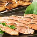 料理メニュー写真焼き魚2種