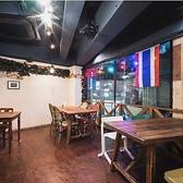 タイ料理 恵比寿 ガパオ食堂の雰囲気3
