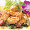 料理メニュー写真大海老のマヨネーズソース和え