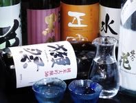 酒好き必見☆長野の名柄も種類豊富です!
