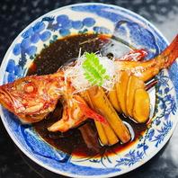 新鮮魚介をふんだんに使ったお料理を栄で楽しむ