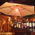 ◆全ドリンク単品飲み放題◆(1980円)生ビールをはじめ赤・白・スパークリングワイン全40種も含む全ドリンクが飲み放題!