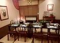 8~10人部屋この部屋の左奥に横綱が座り会食しました(*´∀`*)ノ縁起の良い部屋です♪(^_-)