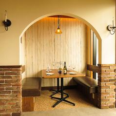 BISTORO かすみ食堂の雰囲気1