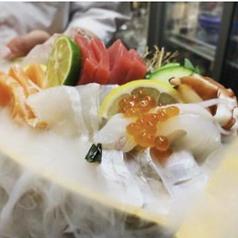 地魚 寿司 鶏料理 おどろきの写真