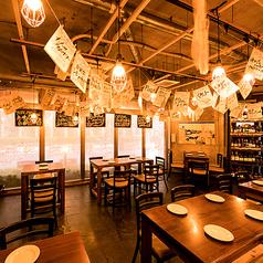 大衆ワイン酒場 バルバル はなれ 錦糸町南口店の雰囲気1