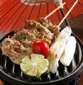 料理メニュー写真セセリのゆず胡椒焼