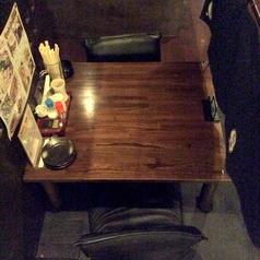2人だけの座敷席♪ 2名様でも気軽にご利用いただけます♪