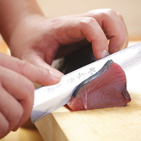 腕を磨いた職人の「技」や「こだわり」が詰まったお料理