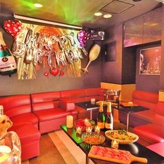 Bar Lounge HEAVEN 渋谷の雰囲気1