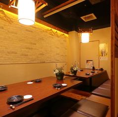 個室で味わう彩り和食 栄 有楽町駅前店の雰囲気1