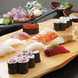 穂寿美に来たら食べて欲しい…赤シャリ寿司