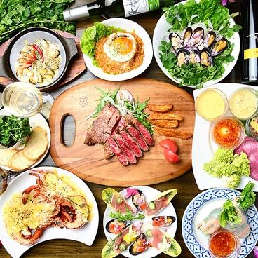BALI THE DAY バリザデイ 名駅店のおすすめ料理1