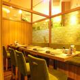 【個室】10名様以上の宴会も可能なので、会社宴会におすすめです。個室は人気のためご予約をおすすめします