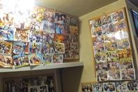 お店の壁には貸切飲み会の記念写真がいっぱい!!
